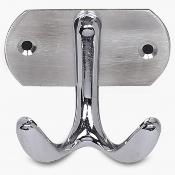 Adrian Aeron Dual Wall Hook With 2 Knob