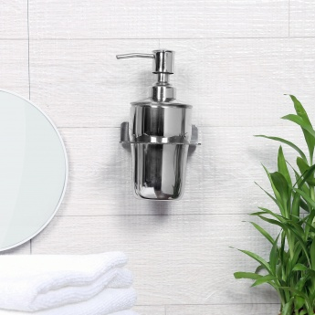 Adrian Lassly Soap Dispenser & Holder Set