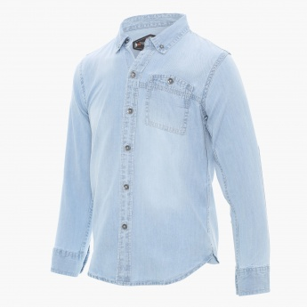 GINI & JONY Button Down Collar Shirt
