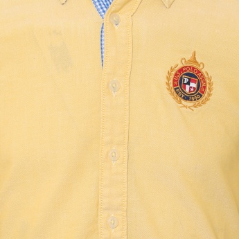 U.S. POLO KIDS Full Sleeves Shirt