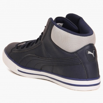 PUMA Salz Mid DP High-Ankle Sneakers