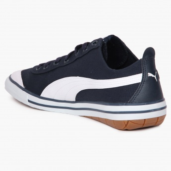 PUMA Casual Canvas Lace-Ups