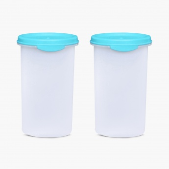 Palestine Gasper Mod Round Container- Set Of 2 Pcs.