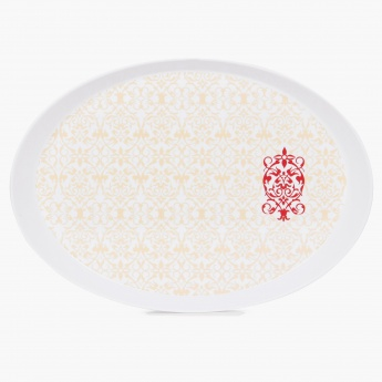 Brigade Melamine Tray-Set Of 3 Pcs.