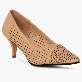 CODE Perforated Heels