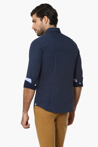 CELIO Full Sleeves Regular Fit Shirt