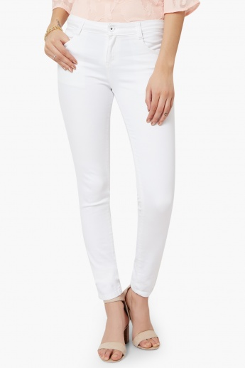 KRAUS Fit-For-You Skinny Jeans