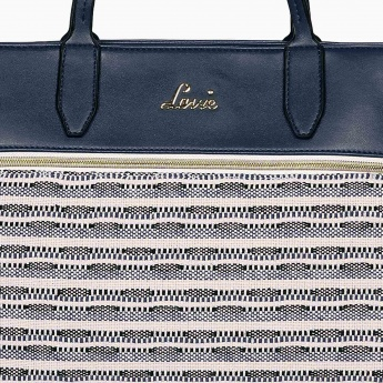 LAVIE Woven Wonder Handbag