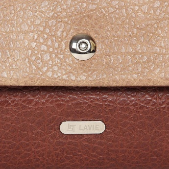 LAVIE Pebble Grain Finish Wallet