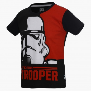 KIDSVILLE Trooper T-shirt
