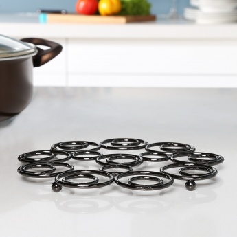 Gravel Stainless Steel Bubble Trivet