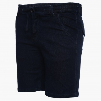 GINI & JONY Pocketed Shorts