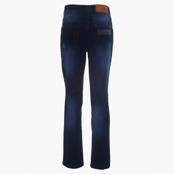 GINI AND JONY Whiskered Jeans