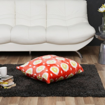 Luxur Printed Filled Cushion-65 x 65 CM