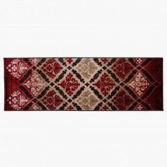 Firenze Polycotton Printed Carpet- 49x150 cm.