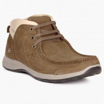 WOODLAND Ankle-Length Boots