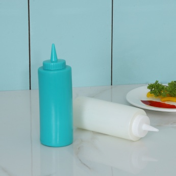 Cilantro Ketchup Bottle - Set Of 2