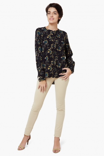 ONLY Floral Stems Blouse