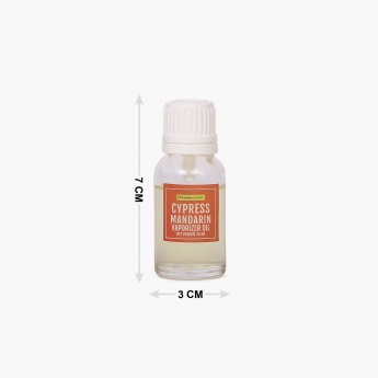 Cypress Adah Mandarian Vaporizer Oil- 15 ml.