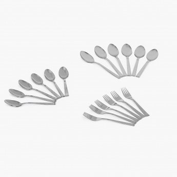 Glister Ashton Cutlery Set- 18Pcs