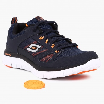 SKECHERS Lightweight Flex Sole Shoes