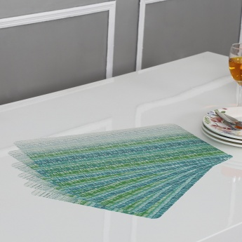 Atlantis Walace Printed Placemat Set-6pcs