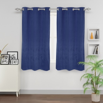 Kids Adventures of U-tron Blackout Window Curtain-Set Of 2 Pcs.