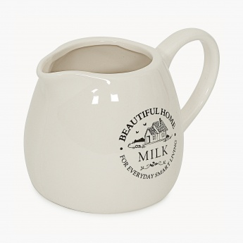 Beautiful Home Ceramic Milk Pot