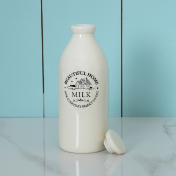 Beautiful Home Milk Bottle