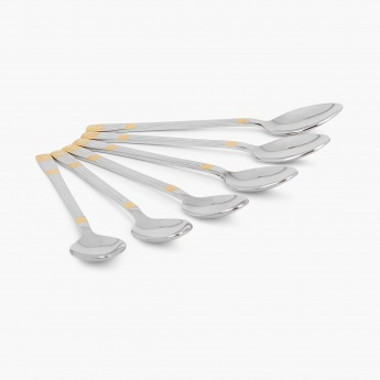 Glister Royal Meadow Baby Spoon- Set Of 6 Pcs.