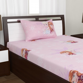 Kids 2 Single Bedsheet, 2 Pillow Covers
