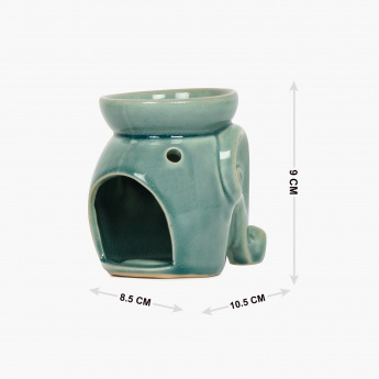 Cypress Adah Elephant Oil Burner