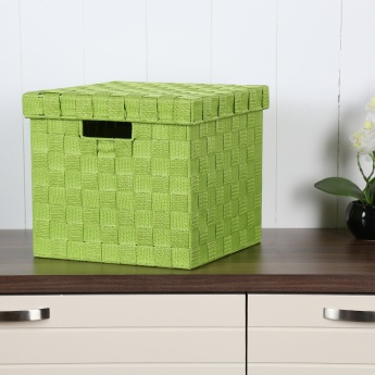 Regan Square Laundry Basket