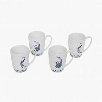 Altius Onyx Mug Set- 4pcs