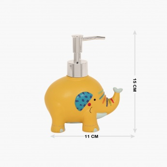 City Goes Wild Animal Shaped Dispenser