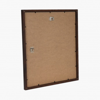 Photomontage Sterling Wenge Photo Frame