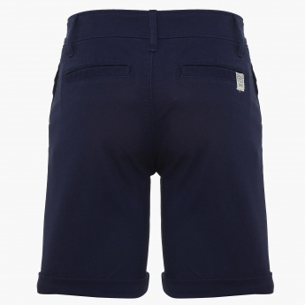 BOSSINI Kids Roll-Up Shorts