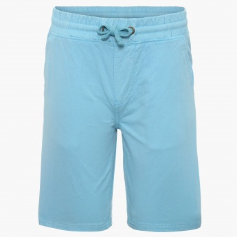BOSSINI Cotton Pocketed Shorts