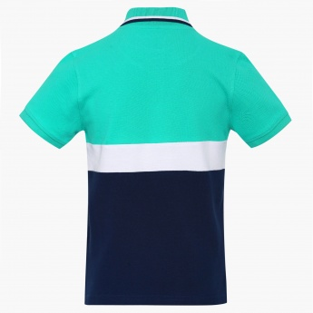 BOSSINI Polo Neck T-Shirt