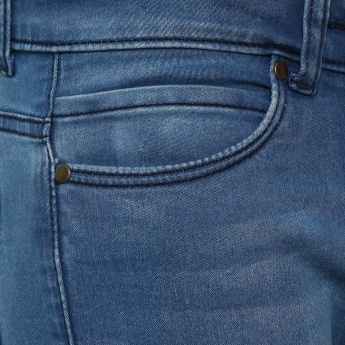 BOSSINI Whiskered Five Pocket Jeans