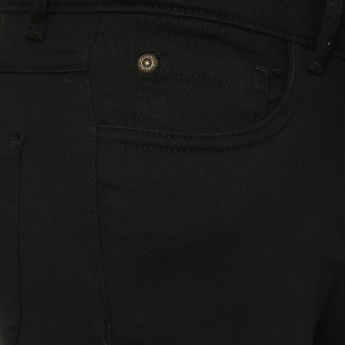 BOSSINI Solid Five Pocket Pants