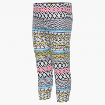 JUNIORS Printed Leggings
