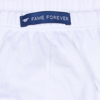 FAME FOREVER Solid Brief - Pack of 3 Pcs.