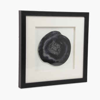 Artistry Glass Stone Wall Art Frame