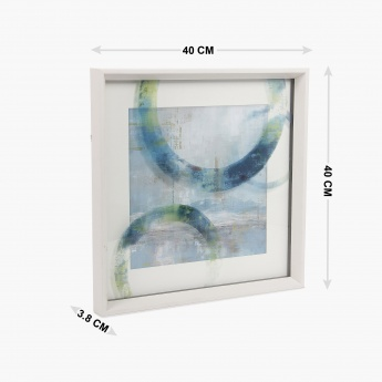 Artistry Glass Painting Frame