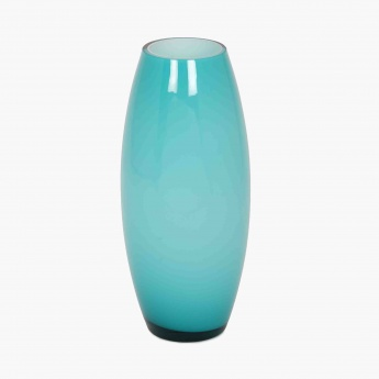 Splendid Tapered Glass Vase