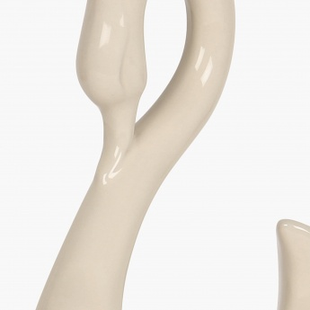 Splendid Swan Kneeling Neck