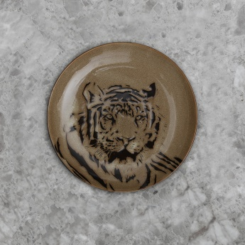 Altius Imperial Tiger Salad Plate
