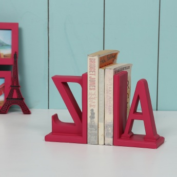 Fabulous3 Book End Set