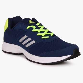 be4d3d4145446 ADIDAS Neon Scrunch Running Shoes